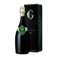 """Šampanietis """"Gosset Grand Millesime """"  12% 0.75L sauss balts %"""