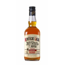 """Viskijs """"Kentucky Jack Straight Burbon"""" 40% 0.7L"""