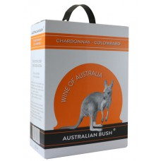 "Vīns ""Australian Bush Chardonay/Colombard"" 12.5% 3L sauss balts"
