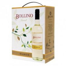 """Vīns """"Bollino Bianco"""" 10% 3L BIB pussalds baltvīns"""