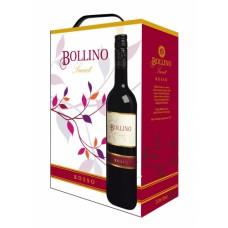 """Vīns """"Bollino Rosso"""" 10% 3L BIB pussalds sarkanvīns"""