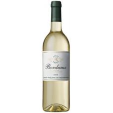 """Vīns """"BPHR Bordeaux Blanc"""" 12% 0.75L sauss balts"""