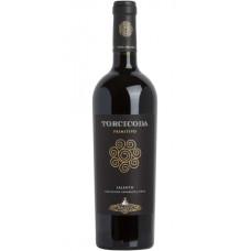 """Vīns """"Torcicoda Tormaresca IGT Salento"""" 14%  0.75L sauss sarkans %"""