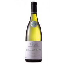 """Vīns """"William Fevre Chablis"""" 12.5% 0.375L sauss balts"""