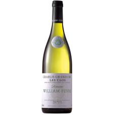 """Vīns """"William Fevre Les Clos Chablis"""" 13% 0.75L sauss balts"""
