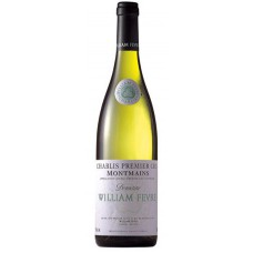 """Vīns """"William Fevre Montmains Chablis"""" 13% 0.75L sauss balts"""