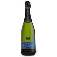 """Šampanietis """"Nicolas Feuillatte Brut"""" 12% 0.75l sauss balts%"""