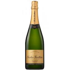 """Šampanietis """"Nicolas Feuillatte Demi Sec"""" 12% 0.75l pussauss balts%"""