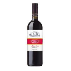 "Vīns ""Castillo del Baron Red"" 11% 0.75L pussalds sarkanvīns"