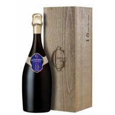 "Šampanietis ""Gosset 15 ans de Cave a Minima Brut"" 12% 0.75L sauss balts%"