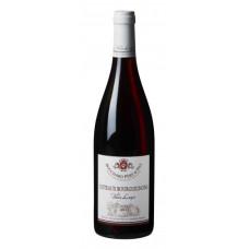 Vīns Bouchard Les Deux Loups Coteaux Bourguignons Red 12% 0.75L sauss sark