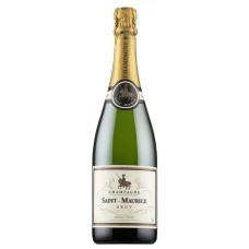 """Šampanietis """"Saint Maurice Brut"""" 12% 0.75l sauss balts%"""