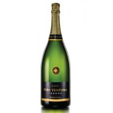 "Dzirkstošais vīns ""Pere Ventura Tresor Brut Reserva Cava Magnum"" 11.5% 1.5L"