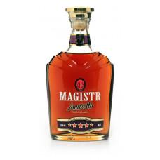 Stiprais alkoholiskais dzēriens Magistr Amaretto 25% 0.5L