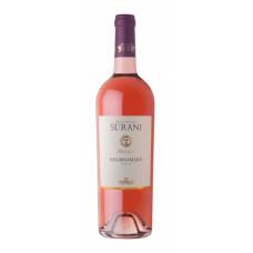 """Vīns """"Surani Helios Negroamaro Puglia IGT Ros"""" 12.5% 0.75L sauss rozā"""