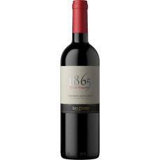 "Vīns ""1865 Cabernet Sauvignon"" 14.5% 0.75L sauss sarkans"