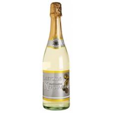 "Dzirkstošais vīns ""Sovetskoje Kristalnoje"" 0.75L 6% pussalds balts%"