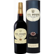 "Stiprinātais vīns ""Del Duque Amantillado Sherry"" 21.5% 0.375L"