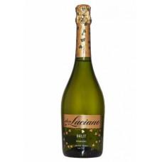 """Dz.vīns """"Don Luciano Brut Sparkling"""" 11% 0.75L sauss"""