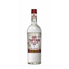 "Rums ""Old Captain Extra Dry White Rum"" 37,5% 0.7L balts"