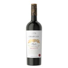 "Vīns ""Casa Charlize Primitivo Puglia IGT"" 13.5% 0.75L pussauss sarkans"