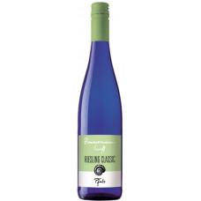 """Vīns """"Zimmermann-Graeff Riesling Classic Qba"""" 12% 0.75L pussauss balts"""