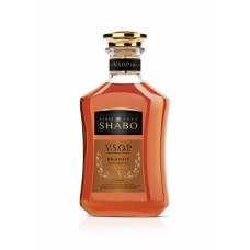 "Brandy ""SHABO VSOP"" 36% 0.5L"