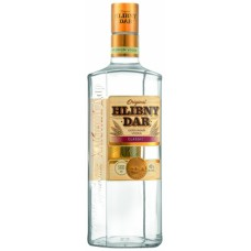 """Degvīns """"Hlibny Dar Classic"""" 40% 0.5L"""