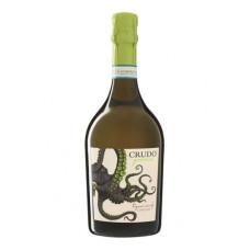 "Dz.vīns ""Crudo Prosecco Extra Dry Millesimato Organic"" 11.5% 0.75L pussauss"