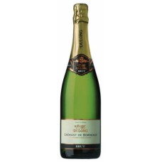 "Dz.Vīns ""Dulong Cremant Bordeaux Brut"" 12% 0.75L sauss balts"