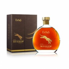 "Konjaks ""Meukow Extra Gift Box"" 40% 0.7L"