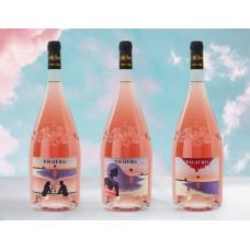 "Vīns ""Tormaresca Calafuria LIMITED ED Magnum"" 12% 1.5L sauss sārtvīns"
