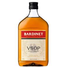 """Brendijs """"Bardinet VSOP"""" 36% 0.5L PET"""