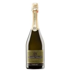 """Dzirkstošs vīns """"Teliani Valley Semi Sweet"""" 11% 0.75L pussalds"""