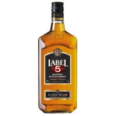 """Viskijs """"Label 5 Classic"""" 40% 0.7l"""