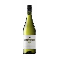 "Bezalkoholiskais vīns ""Sangre De Toro Blanco 0.0"" 0.75L pussauss balts"