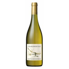 "Vīns ""BPHR Chardonnay Pays DOC"" 12.5% 0.75L sauss baltvīns"
