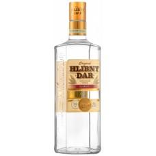 """Degvīns """"Hlibny Dar Classic"""" 40% 0.35L"""