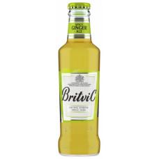 "Gāzēts bezalk. dzēr. ""Britvic Spicy Ginger Ale"" 0.2L"