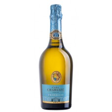 """Dzirkstošais vīns """"Casa Charlize Prosecco DOC Brut"""" 11% 0.75L sauss balts%"""