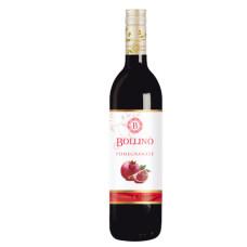 "Vīns ""Bollino Pomegranate"" 8.5%, 0.75L salds sarkanvīns%"