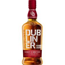 """Viskijs """"The DUBLINER Whiskey Honeycomb"""" 0.7L 30%%"""