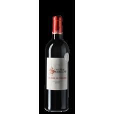 """Vîns """"Chateau Sergant Lalande de Pomerol"""" 14.5% 0.75L sauss sarkans%"""