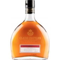"""Konjaks """"Claude Chatelier Cognac XO"""" 40 0.5L"""