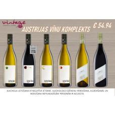 Austrijas vīnu kompl.