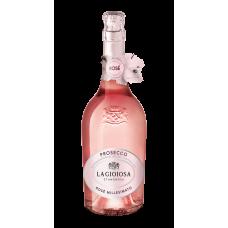 """Dz.vīns """"La Gioiosa Prosecco Rose Millesimato DOC Brut"""" 11% 0.75L sauss roz%"""