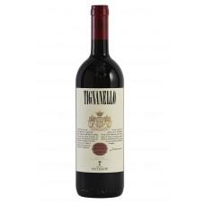 "Vīns ""Antinori Tignanello Toscana IGT 2017"" 14% 0.75L sauss sarkanvīns%"