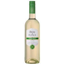 """Vīns """"Brise de France Chardonnay"""" 12.5% 0.75L sauss balts%"""