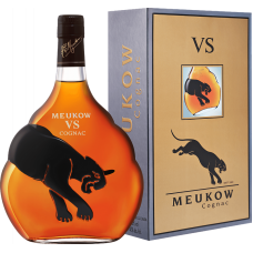 "Konjaks ""Meukow VS Gift Box"" 40% 0.7L%"