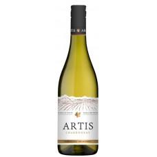 """Bezalkoholiskais vīns """"Artis Chardonnay""""  0.75L pussauss balts"""